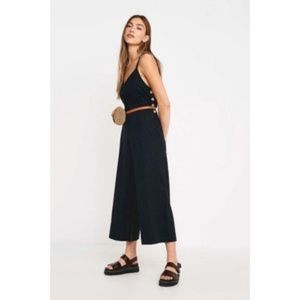 835803564cbc Urban Outfitters Pants - Urban Outfitters Marta Linen Jumpsuit
